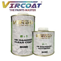 VIRCOAT 2:1 High Solid Diamond Clear & Hardener 8055