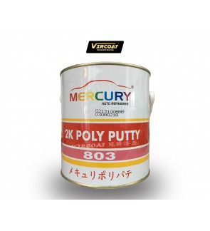 MERCURY 803 Poly Putty 4kg
