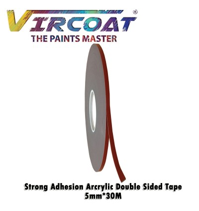 Strong Adhesion Acrylic Double Sided Tape 5mm/10mm *30M