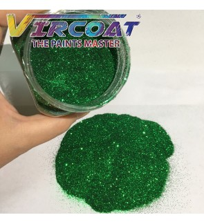 Car Body Paint Additives/ Glitter Metal Flake Decor/ Brilliant Meteor Flake 100g