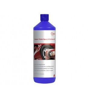 AUDURRA 'All-In-One' A8 Polishing Compound 1Ltr
