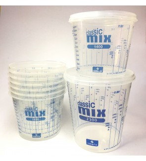 ROBERLO Classic Mix Cup HIGH QUALITY Professional Use/ Paint Mixing Cup